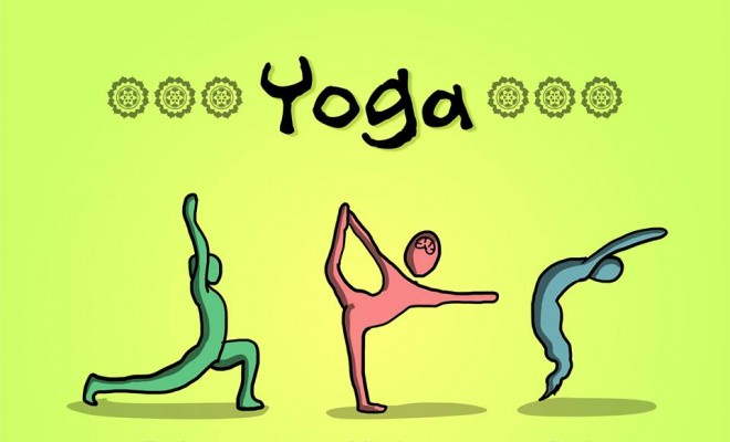 These 5 Creatives Posters Will Give You Enough Information About Yoga