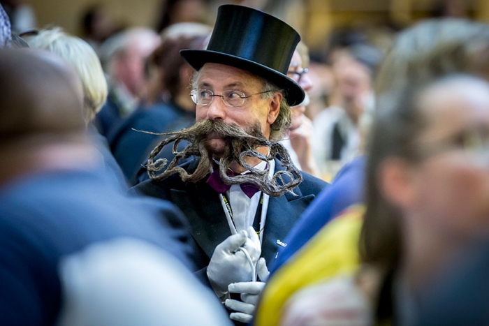 2015 World Beard And Moustache Championships participants 10