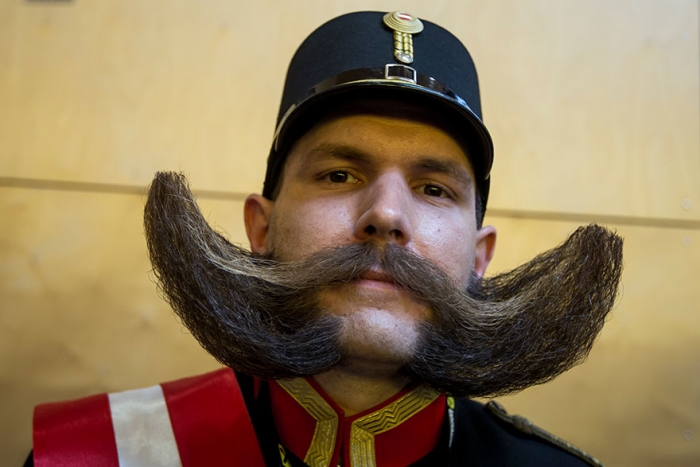 2015 World Beard And Moustache Championships participants 12