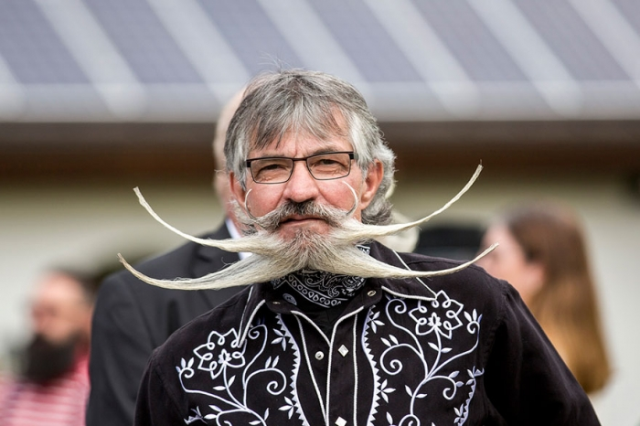 2015 World Beard And Moustache Championships participants 13