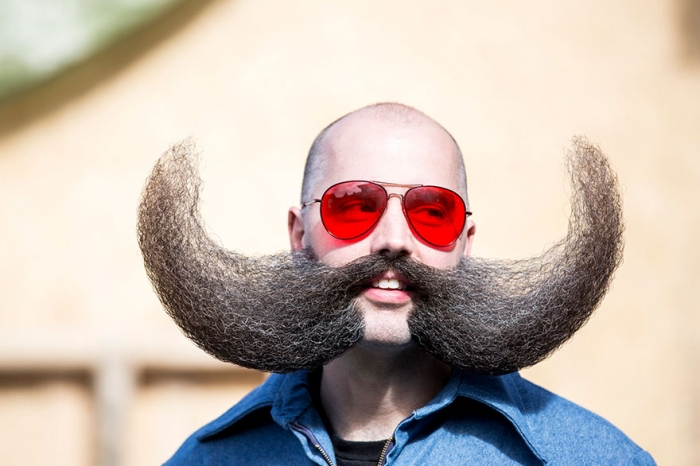 2015 World Beard And Moustache Championships participants 2