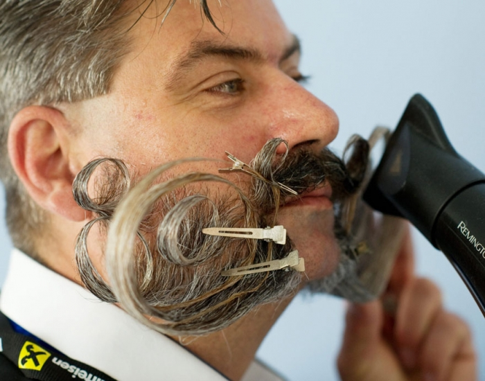 2015 World Beard And Moustache Championships participants 5