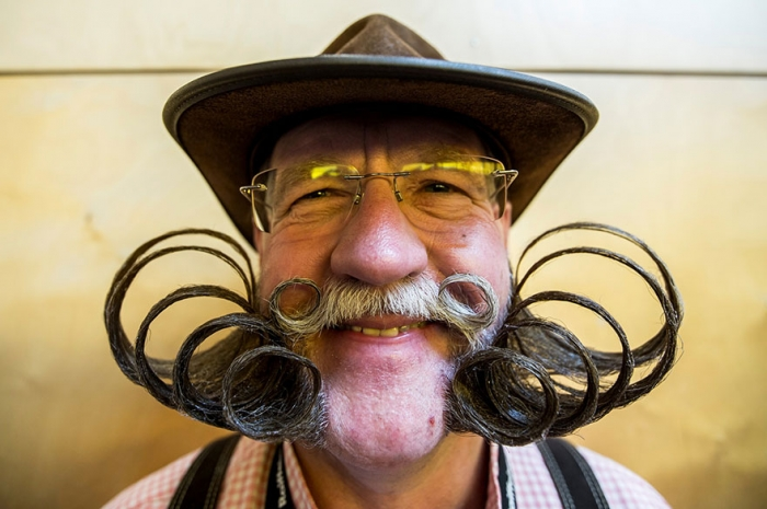 2015 World Beard And Moustache Championships participants 7