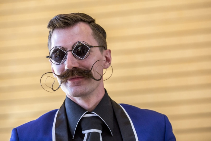 2015 World Beard And Moustache Championships participants 9