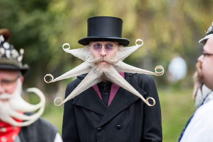 2015 World Beard And Moustache Championships participants