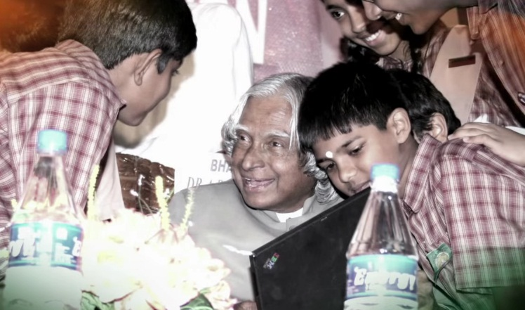 A Lyrical Tribute to Dr. APJ Abdul Kalam fi