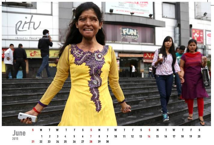 Acid attack fighters calender (1)