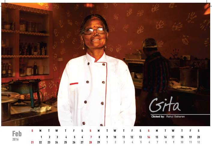 Acid attack fighters calender (10)
