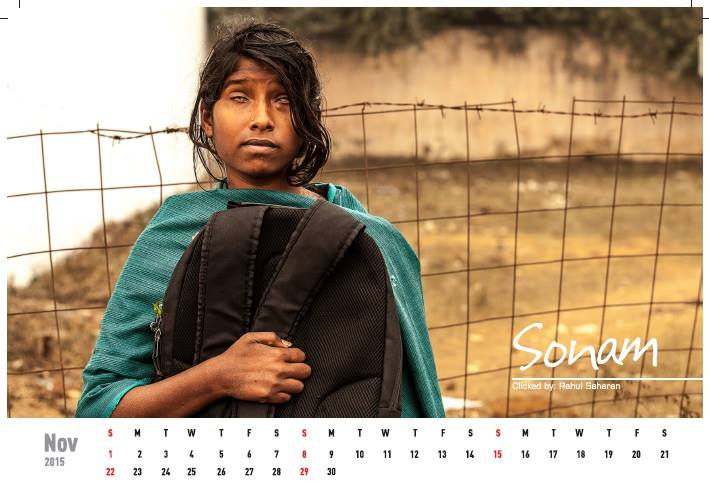 Acid attack fighters calender (4)