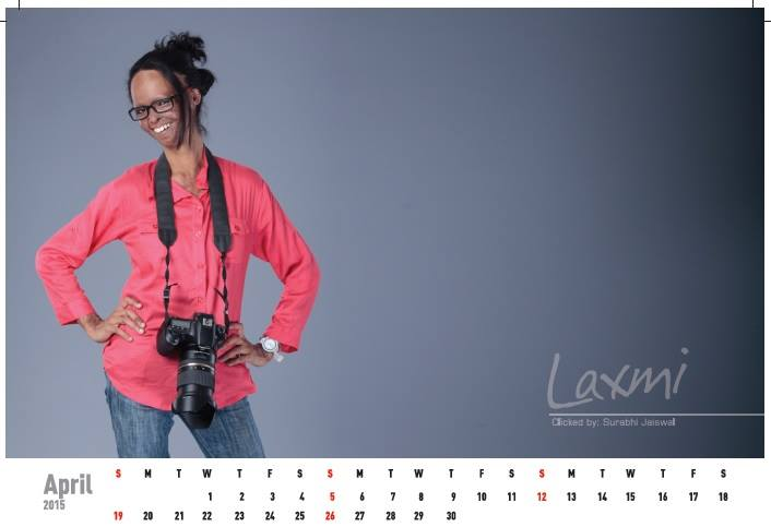 Acid attack fighters calender (6)