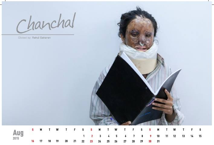 Acid attack fighters calender (8)