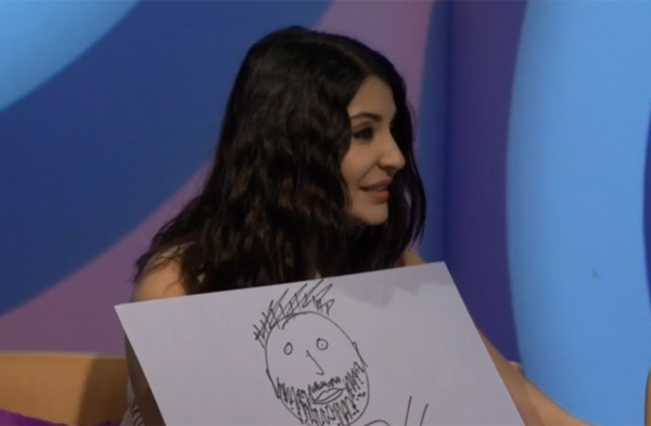 Anushka and Ranir draw Virat (3)