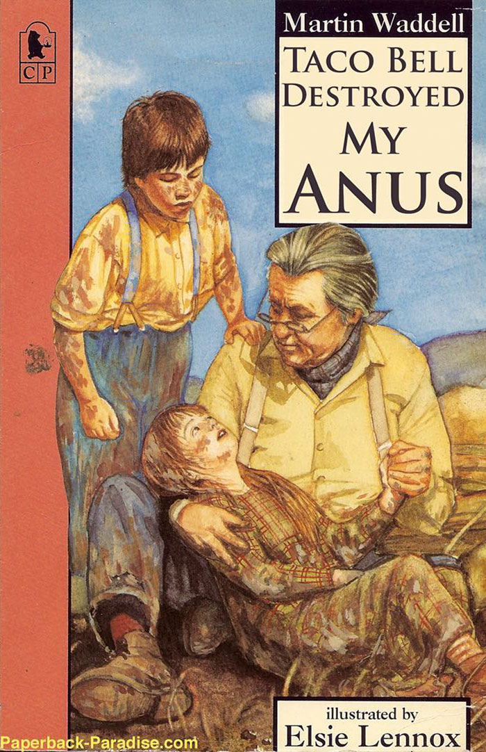 Artist photoshops kids books into young adult book covers (1)