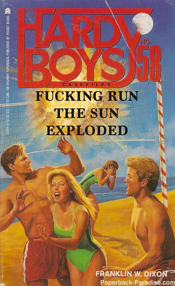 Artist photoshops kids books into young adult book covers (2)