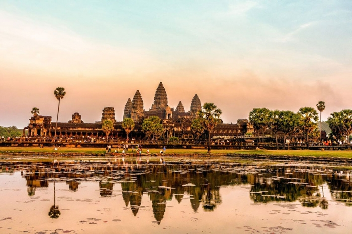 Atlantis The Lost Empire – Angkor Wat, Angkor, Cambodia real