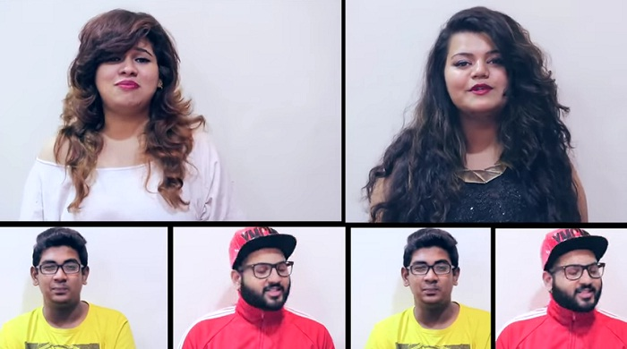 Baby Doll Lean On -Acapella Mashup feat. M E and Seshanth
