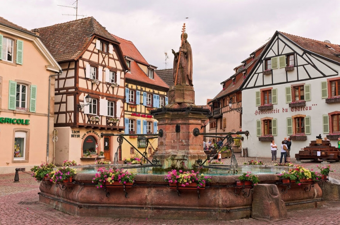 Beauty and the Beast – Alsace, France real