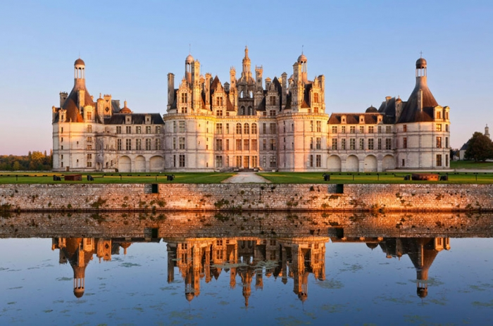 Beauty and the Beast – Chateau De Chambord, Loir-Et-Cher, France real