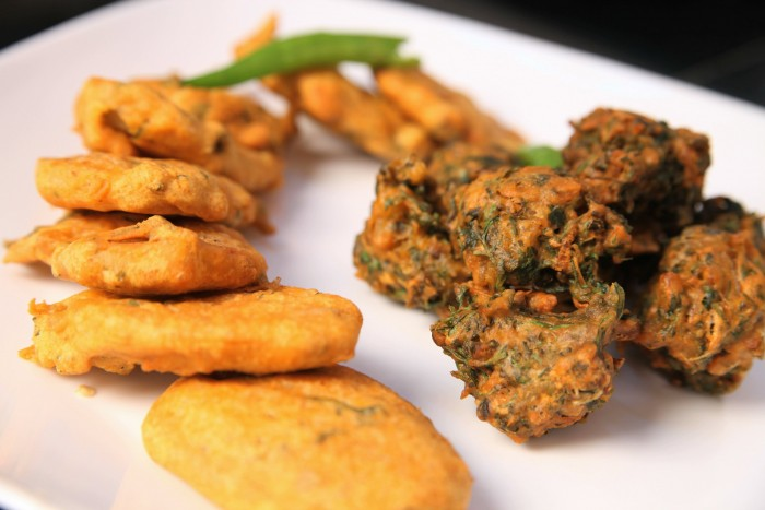 Bhajiya- Indian street food