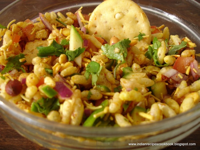 Bhel puri- Indian streetfood