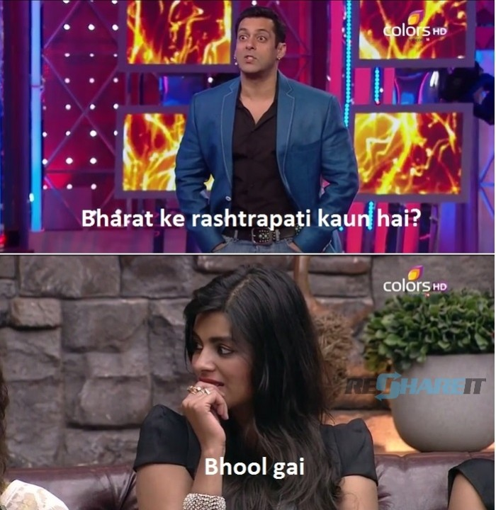Bigg Boss Stupid Answers  (11)