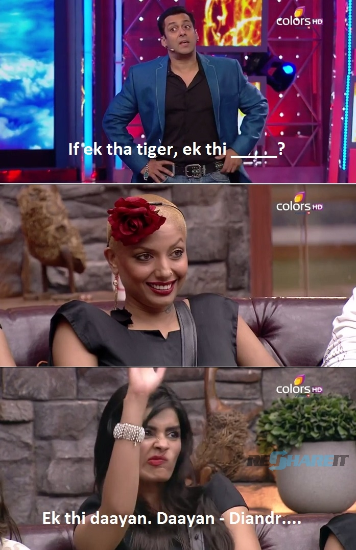 Bigg Boss Stupid Answers  (13)