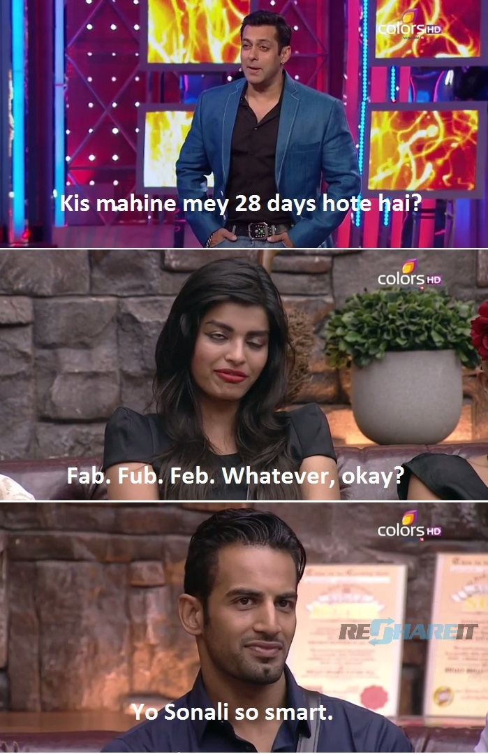 Bigg Boss Stupid Answers  (5)