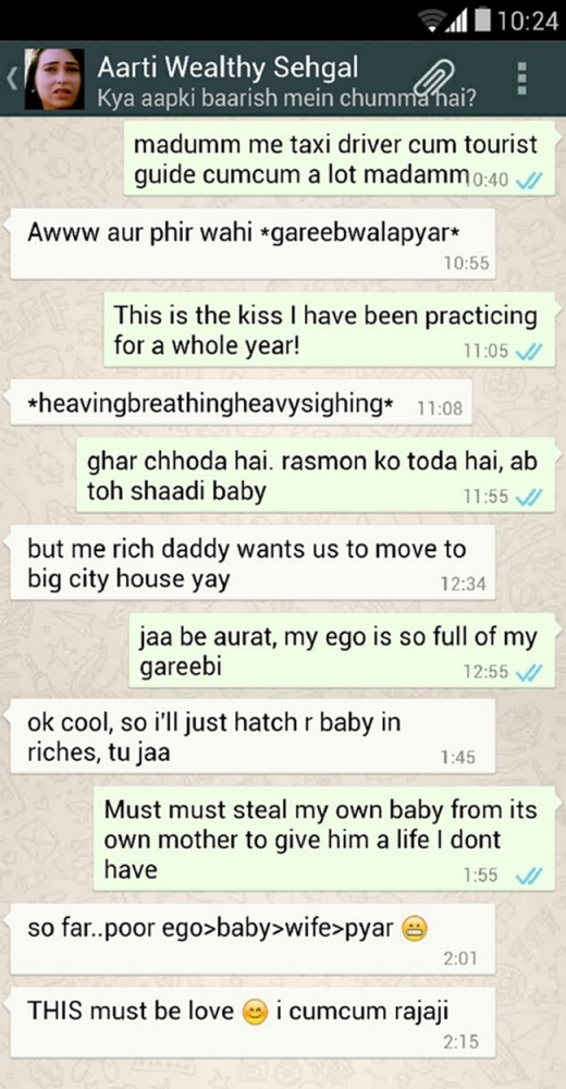 Bollywood Movie Plots Revealed In Hilarious WhatsApp Chats (1)