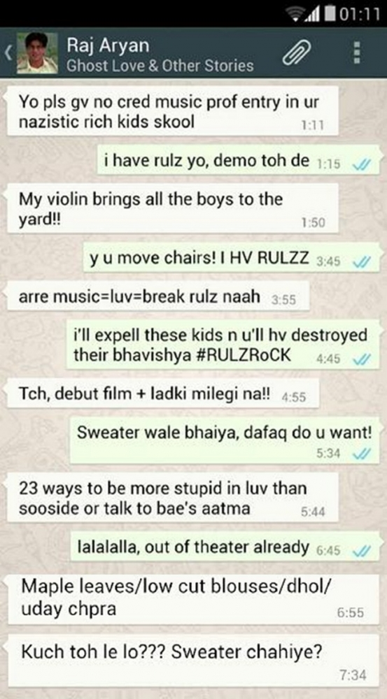 Bollywood Movie Plots Revealed In Hilarious WhatsApp Chats (2)