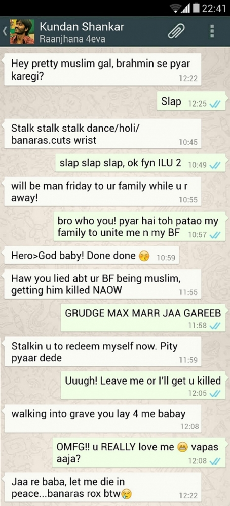 Bollywood Movie Plots Revealed In Hilarious WhatsApp Chats (3)