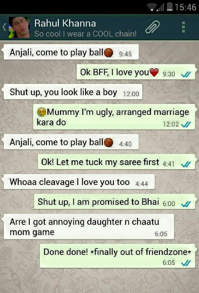 Bollywood Movie Plots Revealed In Hilarious WhatsApp Chats (8)