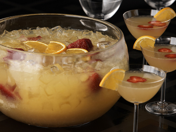 Champagne-Punch