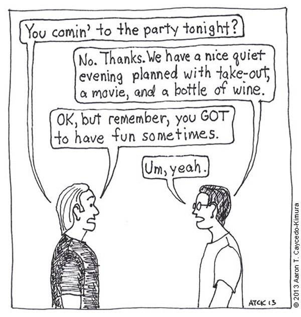 Comics That Perfectly Sum Up What It's Like To Be An Introvert (4)