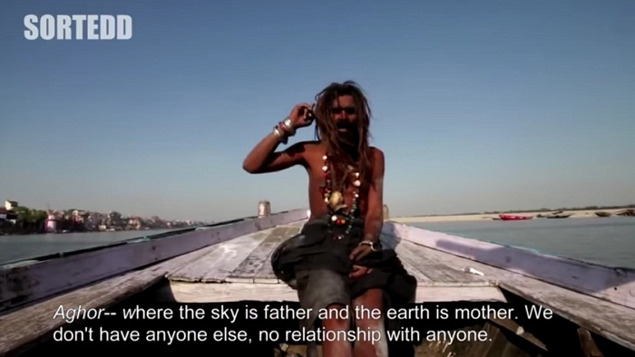 Confessions Of An Aghori Baba - aghor