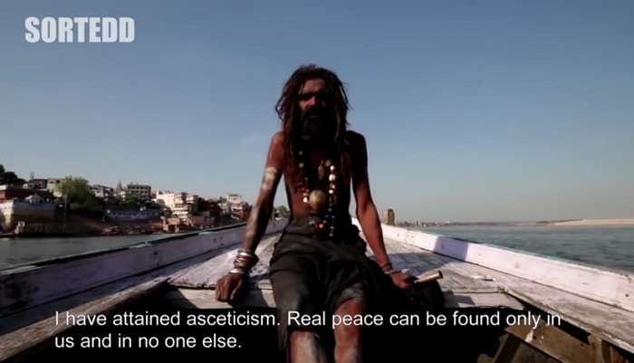 Confessions Of An Aghori Baba - asceticism
