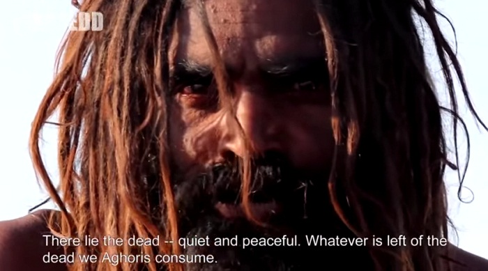 Confessions Of An Aghori Baba - dead consumption