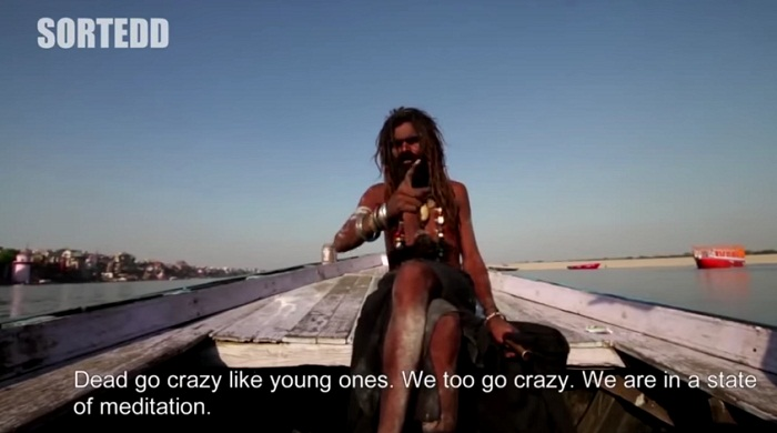 Confessions Of An Aghori Baba - dead go crazy