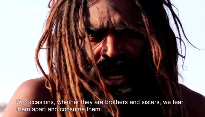 Confessions Of An Aghori Baba - on ocassions