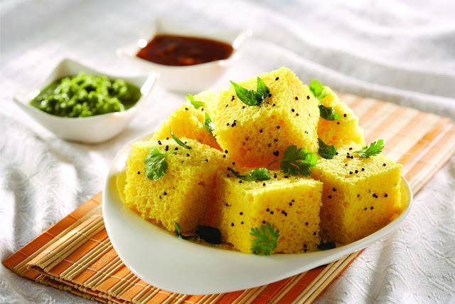 Gujarati Dhokla