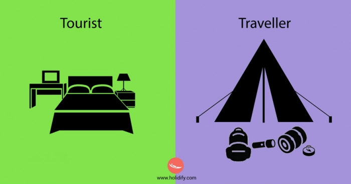 Differences Between Tourists And Travellers (10)