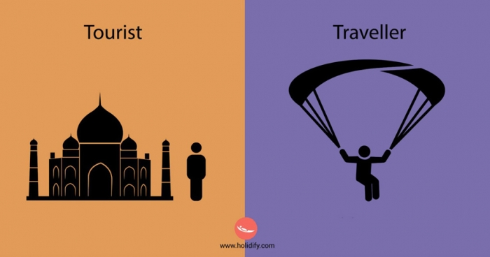 Differences Between Tourists And Travellers (11)