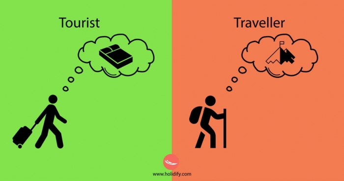 Differences Between Tourists And Travellers (12)