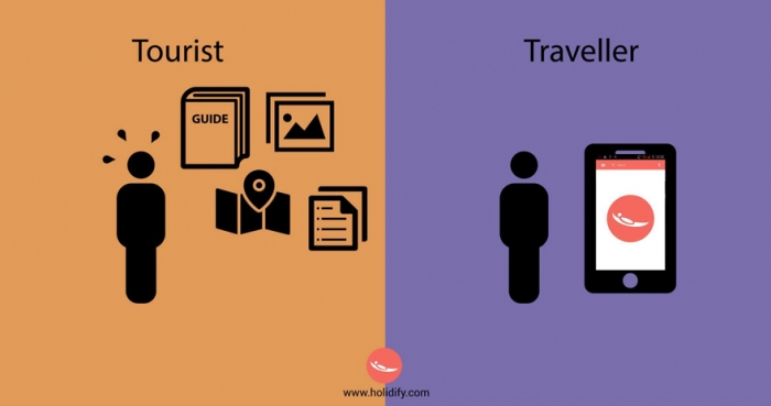Differences Between Tourists And Travellers (14)