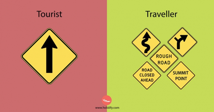 Differences Between Tourists And Travellers (3)