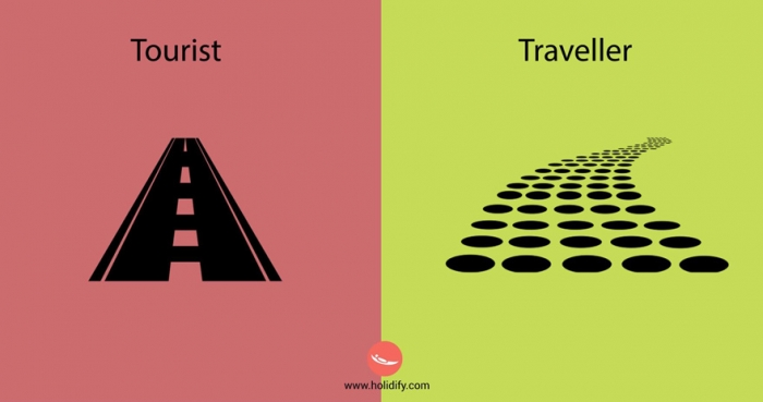 Differences Between Tourists And Travellers (4)