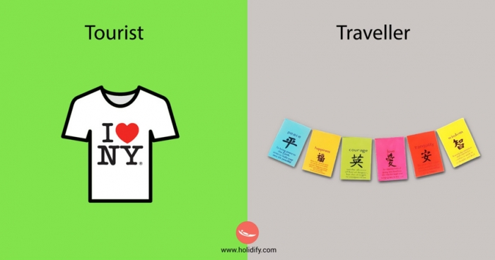 Differences Between Tourists And Travellers (6)