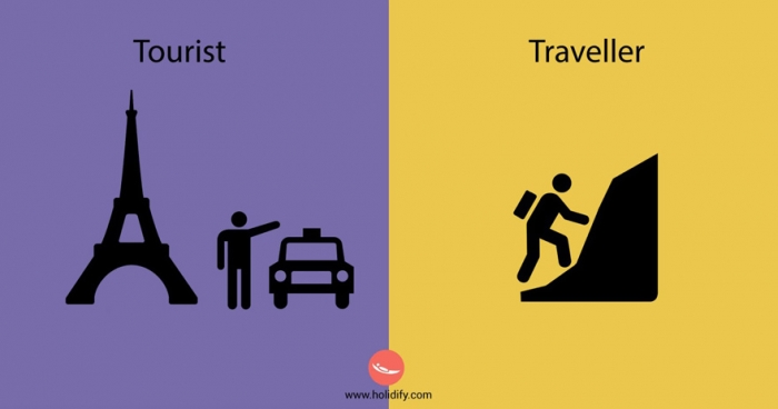 Differences Between Tourists And Travellers (7)