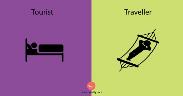 Differences Between Tourists And Travellers (8)