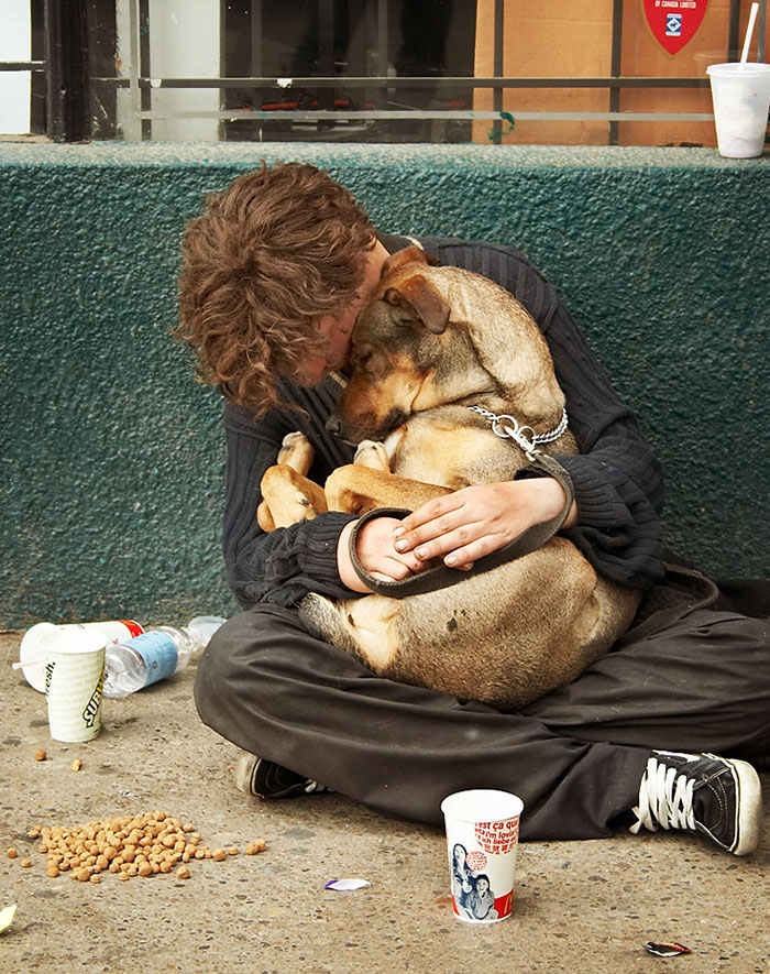 Dogs Love You No Matter How Much Money You Don't Have (10)
