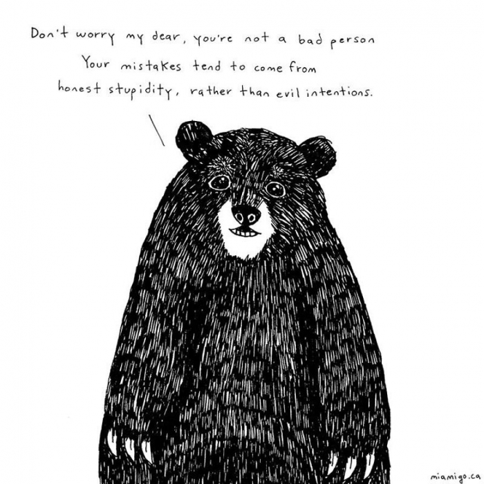 Emotional Cartoons To Handle Thoughts (12)